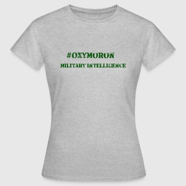 Special Military Intelligence - Women's T-Shirt