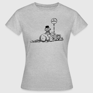 Thelwell 'No waiting' - Women's T-Shirt