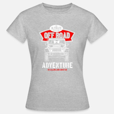 Off-road Off Road - Women's T-Shirt