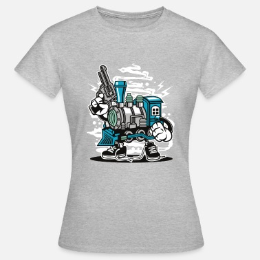 Co Trainer Fussball Train Killer - Frauen T-Shirt