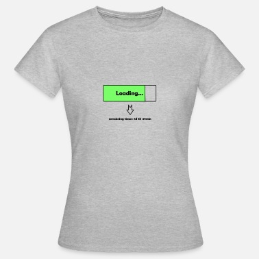 Charge Chargement ... - T-shirt Femme