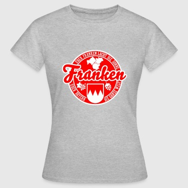 Spassprediger.de presents: Franken - Frauen T-Shirt