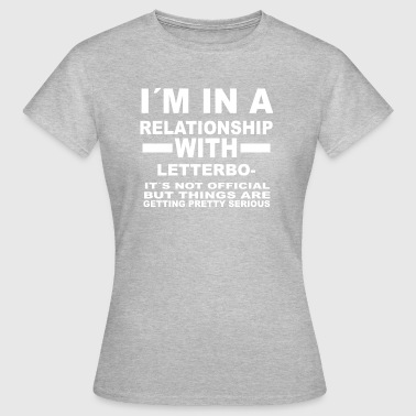 Letterboxing relationship with LETTERBOXING - Frauen T-Shirt