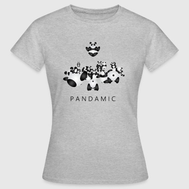 Epidemie Pandamic - Frauen T-Shirt