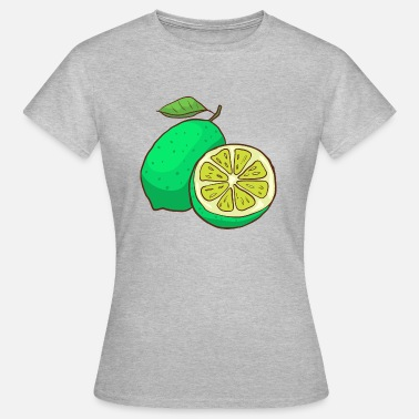 Lime Limes limes - Women's T-Shirt