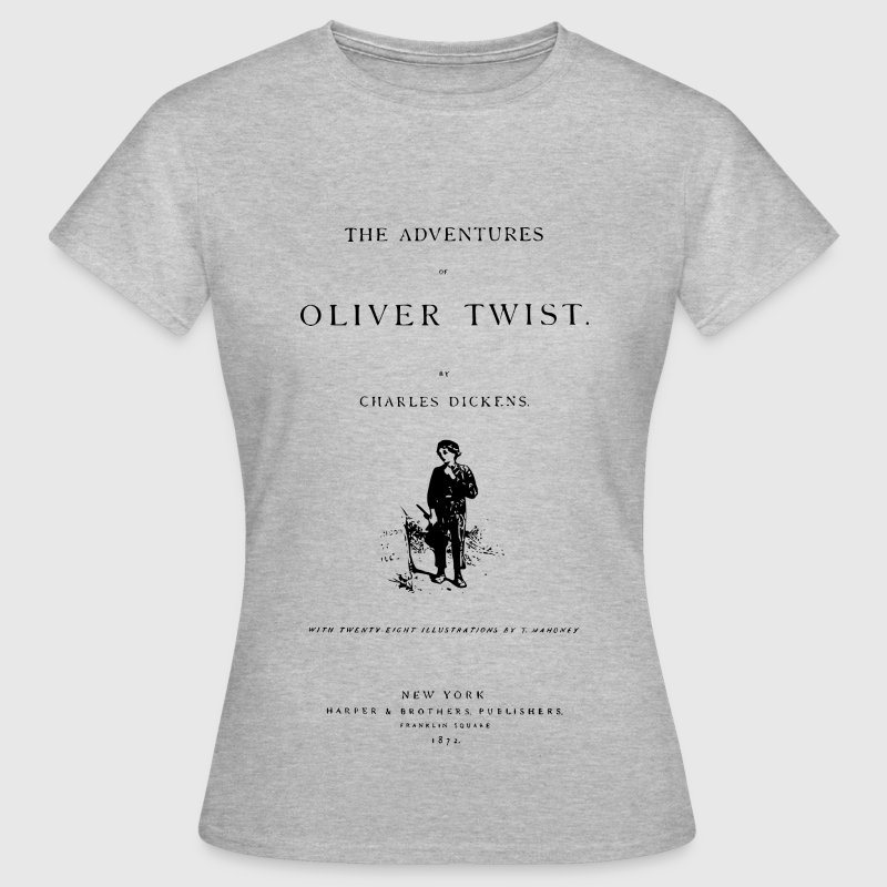 oliver twist - Women's T-Shirt