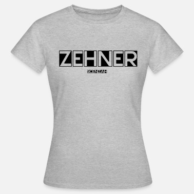 Tier scenzah tiere merch - Dame-T-shirt