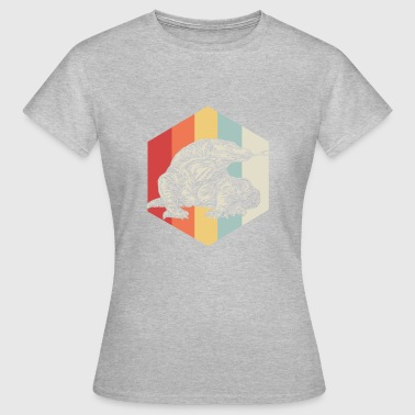 Monitor Monitor Lizard - Frauen T-Shirt