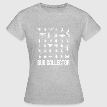 Collecteur d'entomologie d'insecte de chenille Kaefer animal - T-shirt Femme