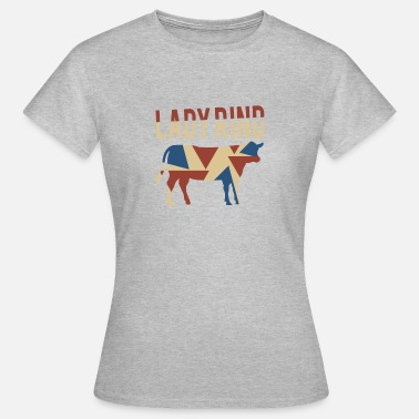 Rind Lady rind - Women's T-Shirt