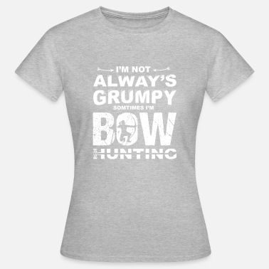 Bowhunter bowhunting - Women's T-Shirt