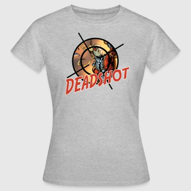 Escadron Suicide Deadshot - Frauen T-Shirt