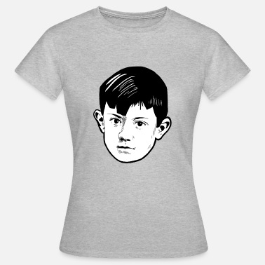 Picasso Picasso als Kind - Vrouwen T-shirt
