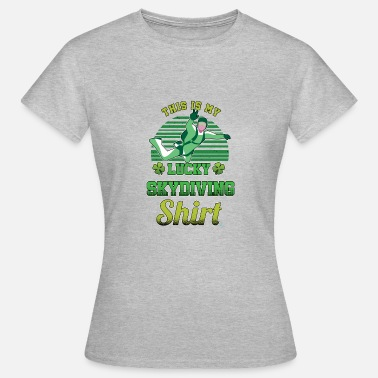 Skydive Design Skydiving skydiving - Women's T-Shirt