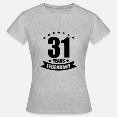Shop 31st Birthday T Shirts Online