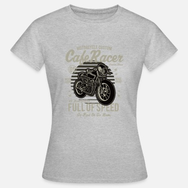 Cafe Cafe Racer - Women's T-Shirt