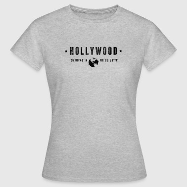 Hollywood - Vrouwen T-shirt