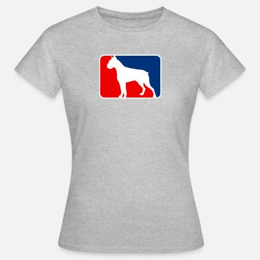 Arthawk Fancy boxer tees - Women's T-Shirt