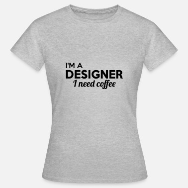 Printmaker DESIGNER imprint! cool gift ideas - Women's T-Shirt