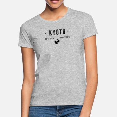 Kyoto Kyoto - T-shirt Femme
