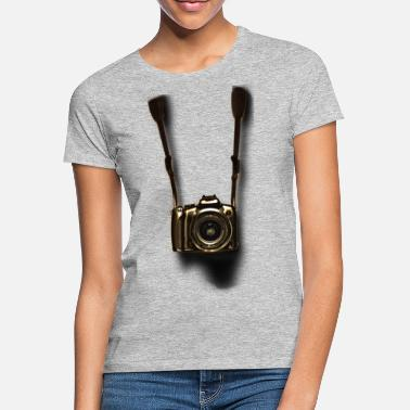 Camera - Frauen T-Shirt