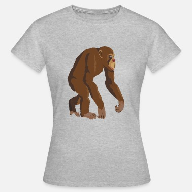 Chimpanzees Chimpanzee! - Women's T-Shirt