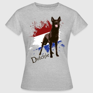 Dutchy Dutch Shepherd Dog - Women's T-Shirt