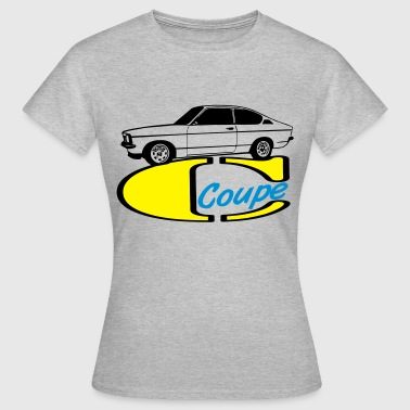 C Coupe Farbe - Frauen T-Shirt