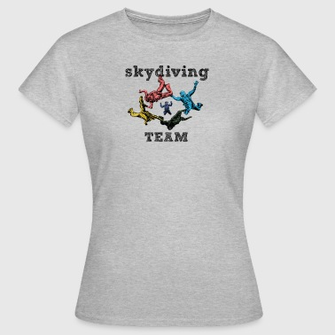 skydivers - T-shirt Femme