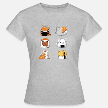 Portal SUSHI CAT - Women's T-Shirt