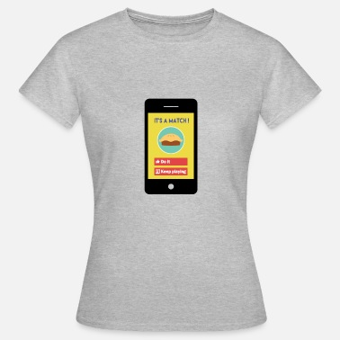 American Pie American Pie Match - Women's T-Shirt
