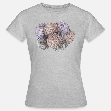 Ast Asters - Dame-T-shirt