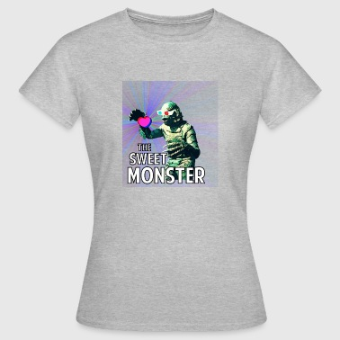 888CREATURE FROM THE BLACK LAGOON 008899665 - T-shirt Femme