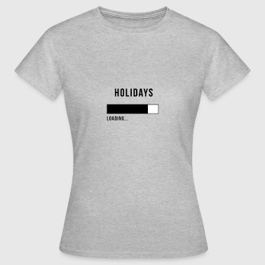 Holiday shop ... - Dame-T-shirt
