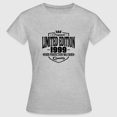 Limited Edition 1999 Limited edition 1999 - Frauen T-Shirt