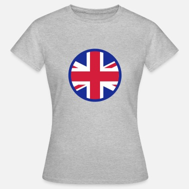 Kingdom Hearts A Heart For The United Kingdom - Women's T-Shirt