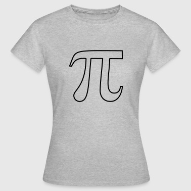 Pi Day PI pi - Women's T-Shirt