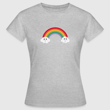 Cloud Rainbow - Women's T-Shirt