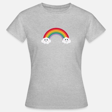 Rainbow Rainbow - Women's T-Shirt