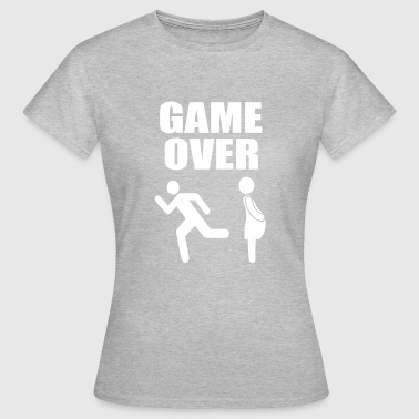 Overland Park game over funny sayings - Women's T-Shirt