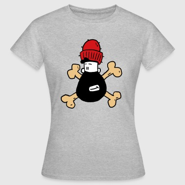 bone-head - Frauen T-Shirt