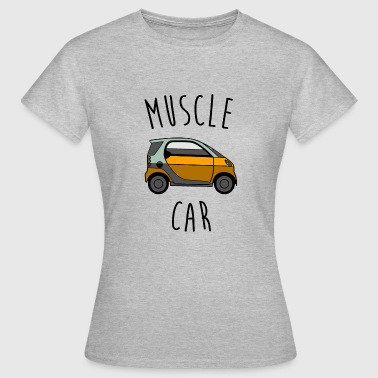 Sportauto Aubstd_Muscle Car - Women's T-Shirt