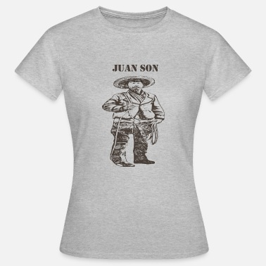 Juan Juan Son - Women's T-Shirt