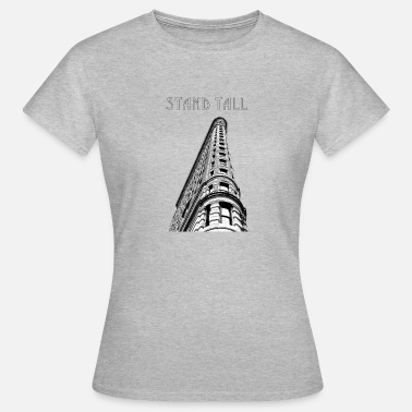 Talla Stand Tall - Camiseta mujer