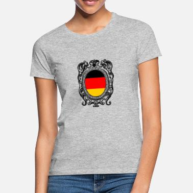 Germany Flag Germany flag Germany flag - Women's T-Shirt