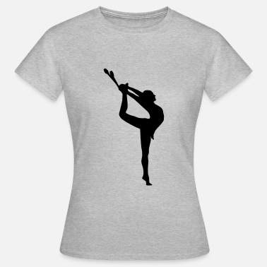 Gimnasia Gymnast, rythmic gymnastics (cheap!) - Camiseta mujer