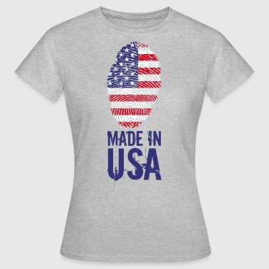 Made in USA / Made in USA America - Women's T-Shirt