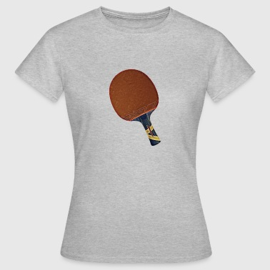 Bordtennisbat Bordtennisbat - Dame-T-shirt