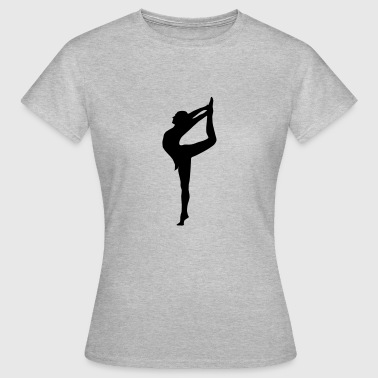 Yoga, Dancer, Gymnast - Women's T-Shirt