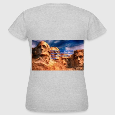 Depressed Stone Man complains - Women's T-Shirt